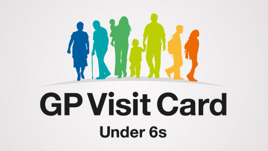 Information on GP medical card for under 6's